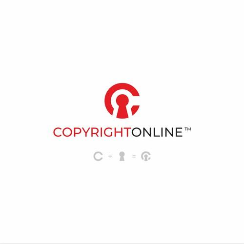copyright online logo