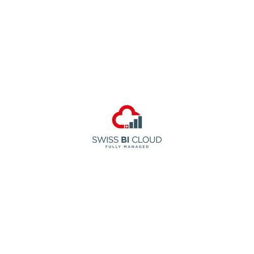 Logo Design for Swiss BI Cloud