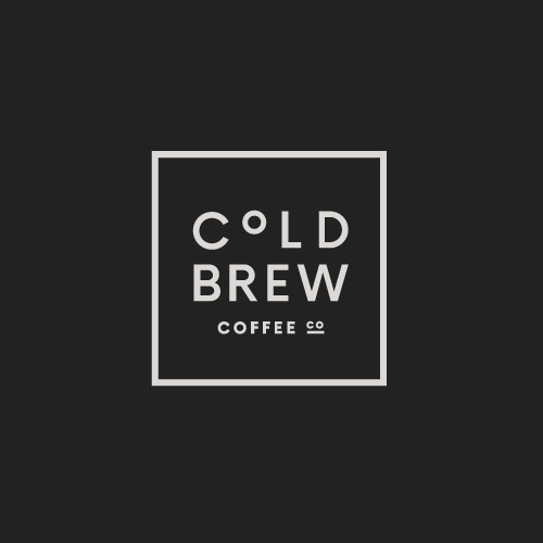 Minimal Logo for Coffee Brand