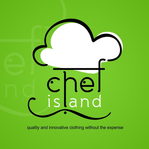 Help Chef Island with a new logo