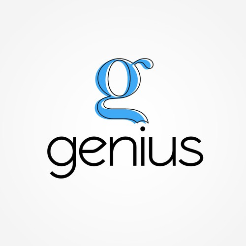 Create the next logo for GeniusVibe