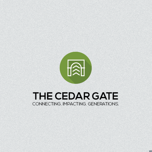 The Cedar Gate logo