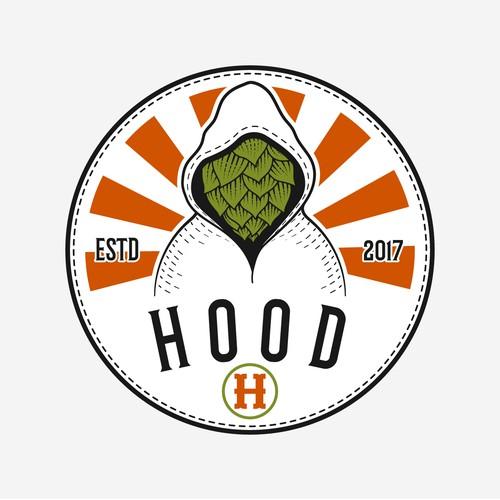 Hood Home Brewed Beer
