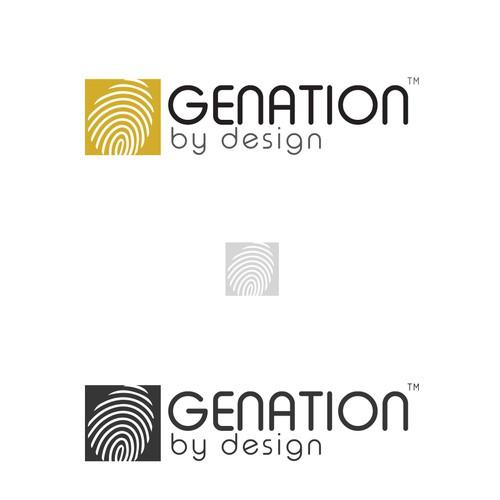 Logo Design for Genation