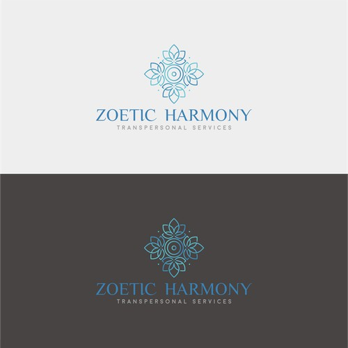 logo concept for Zoetic Harmony