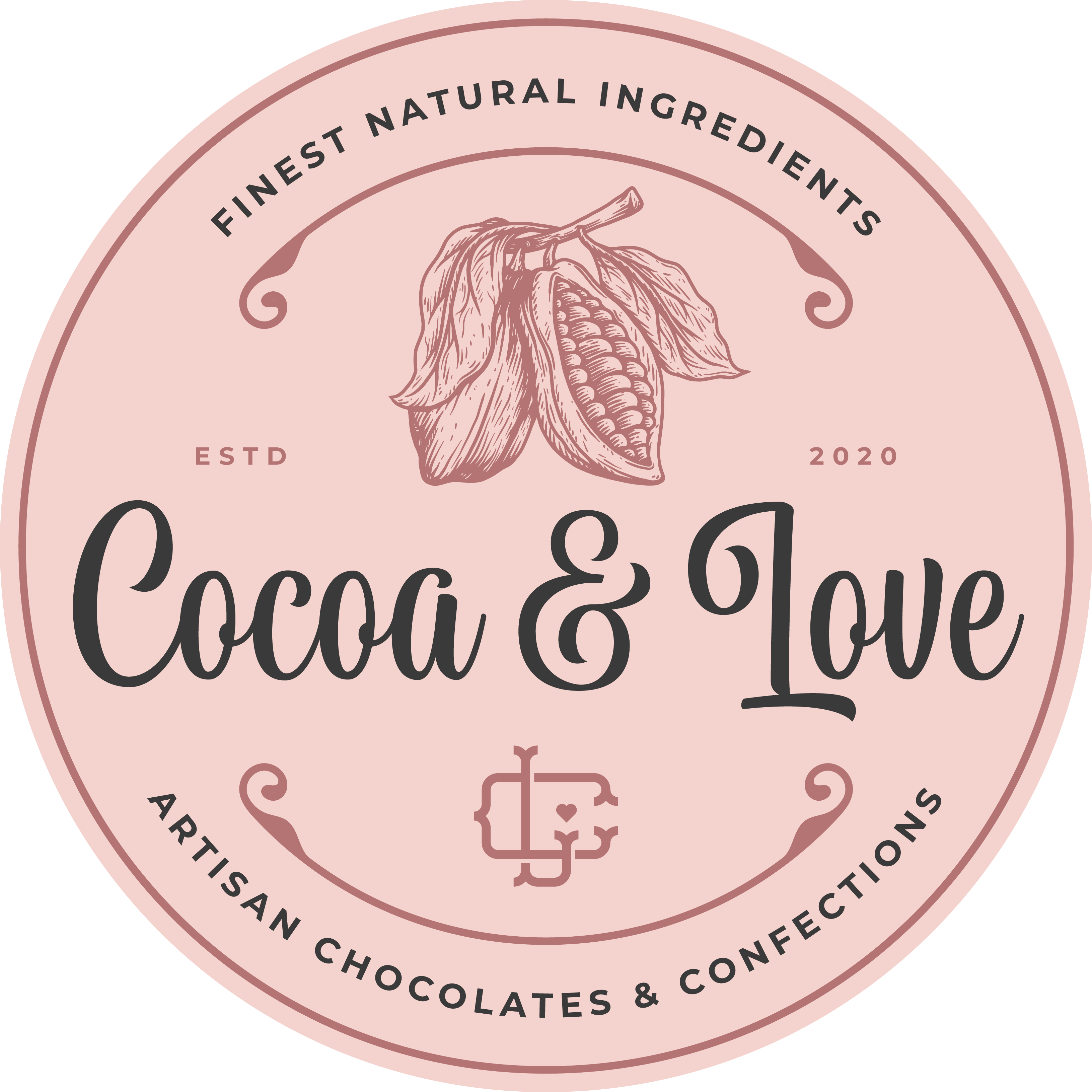 Powerful Logo for artisan Chocolate & Confections Production wanted