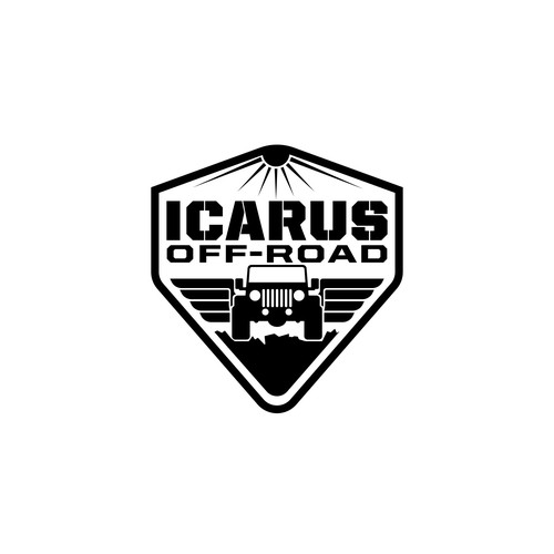 Logo for a friends' Off-Road Club