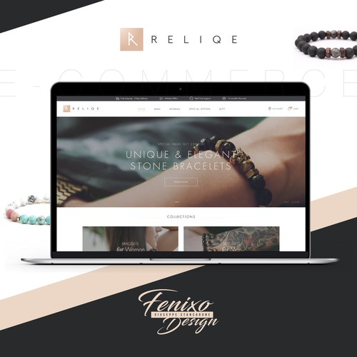 Reliqe E-commerce