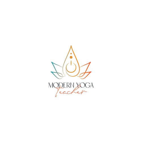 Modern Yoga Teacher