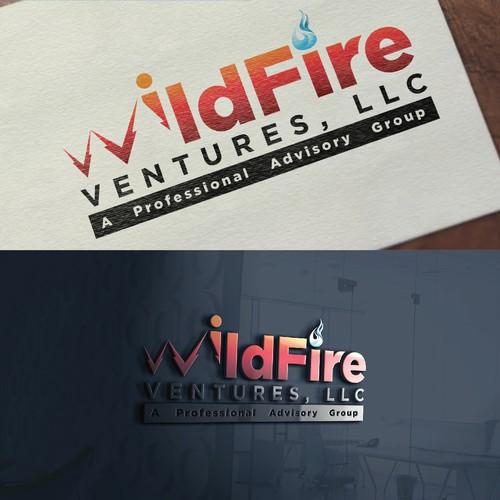 Wild Fire Logo Design