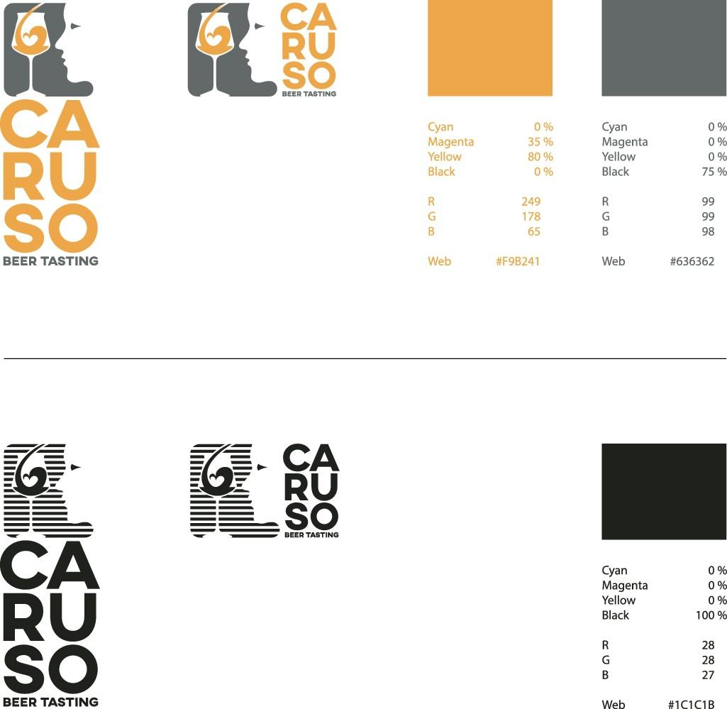 Create an elegant / simple logo for beer degustations, beer connoisseurs