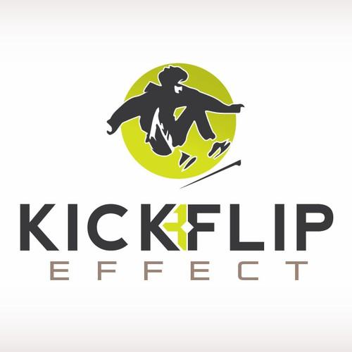 Logo for Kick Flip Effect