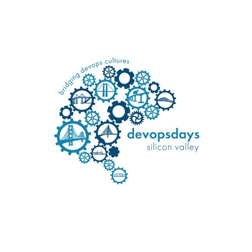 Event Logo for Devopsdays Silicon Valley