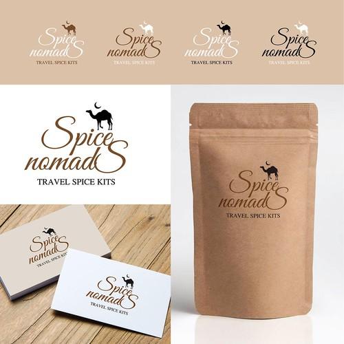 Spice nomads logo
