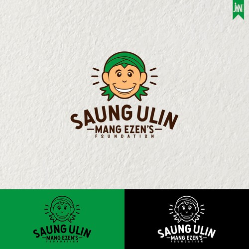 Logo | Saung Ulin Mang Ezen's Foundation