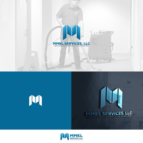 Distinct Logo for Cleaning Company