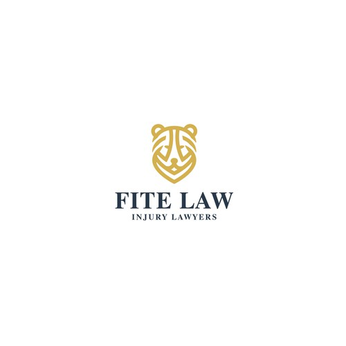 logo concept for a law firm