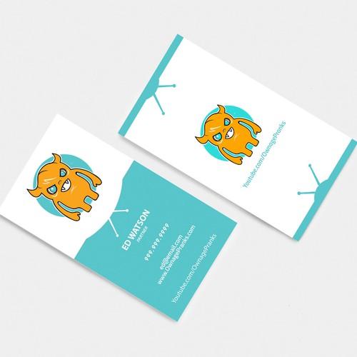 cyan card