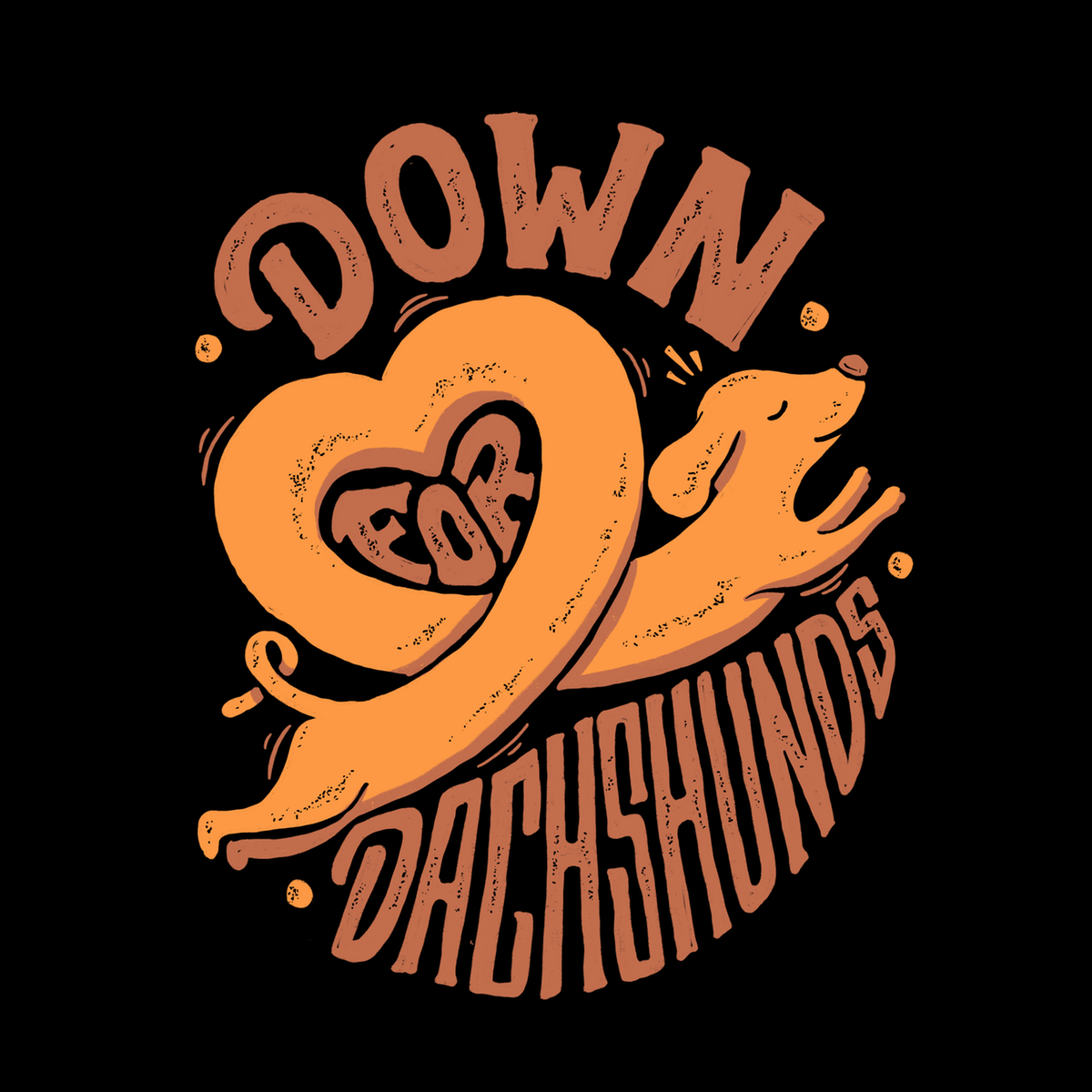 Down For Dachshunds