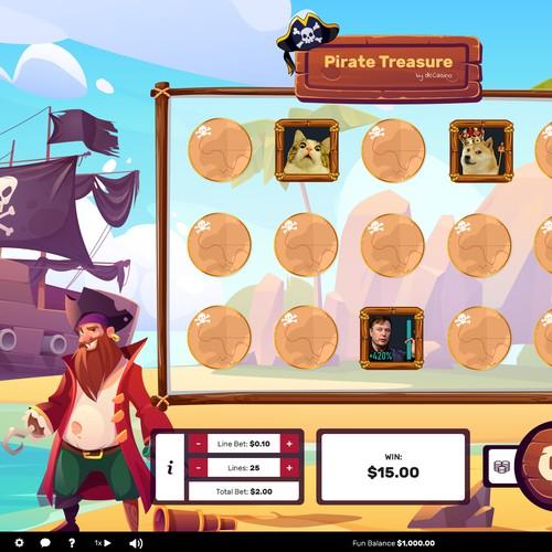 Online Game UI design