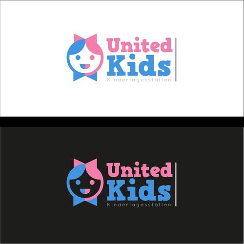 "Logo ""United Kids"""