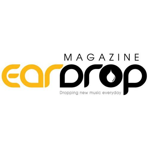Create the next logo for Ear Drop Magazine