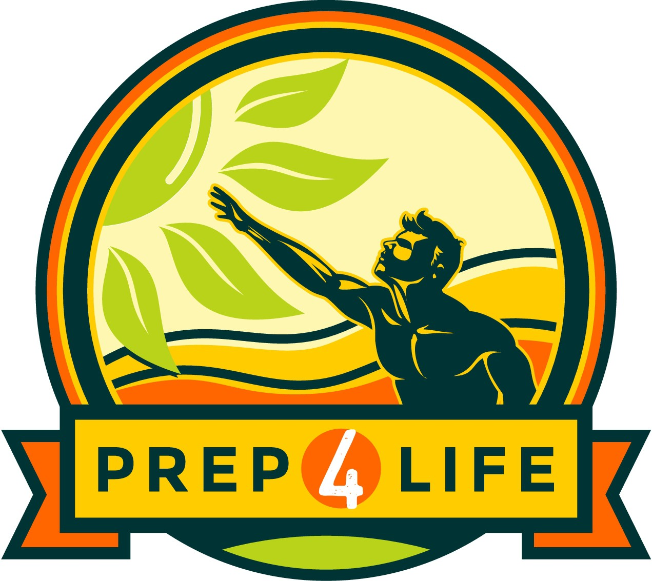 Prep4Life needs a logo for private labeled goods