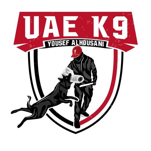 Logo for Dog Trainer