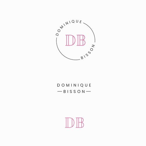 Freelance Stylist logo and hosted website
