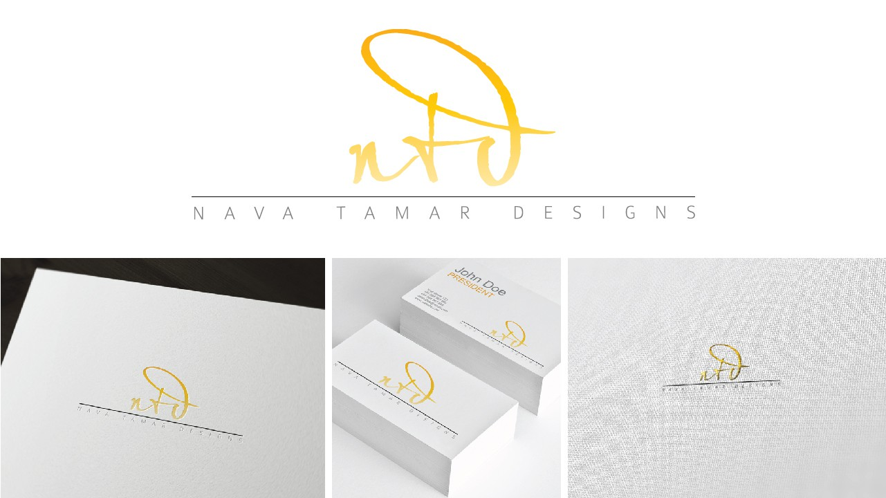 logo for Nava Tamar Designs