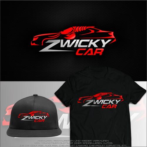 Zwicky-Car braucht ein modernes ansprechendes Auto-Logo mit dem gewissen Etwas