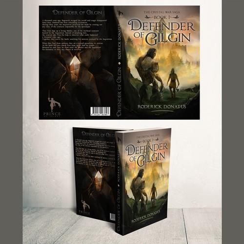 Defender of Gilgin Book Cover