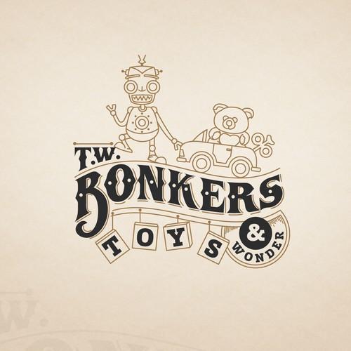 t.w. Bonkers