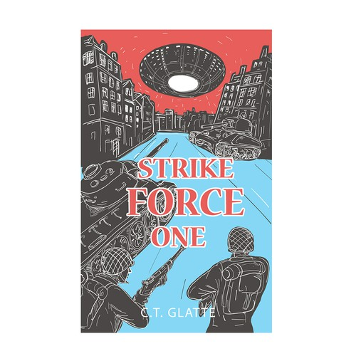 Strike Force One Book Cover
