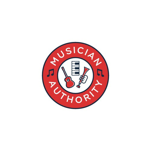 logo for Musician Authory