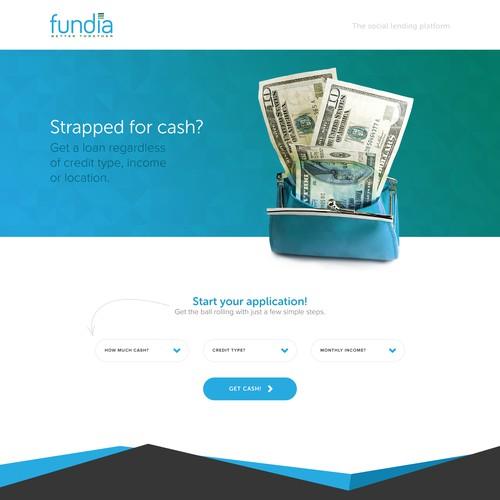 Fundia loan website