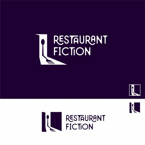 RESTAURANT FICTION LOGO