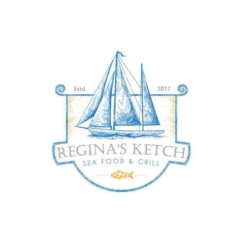 Design a New Seafood Restaurant Logo