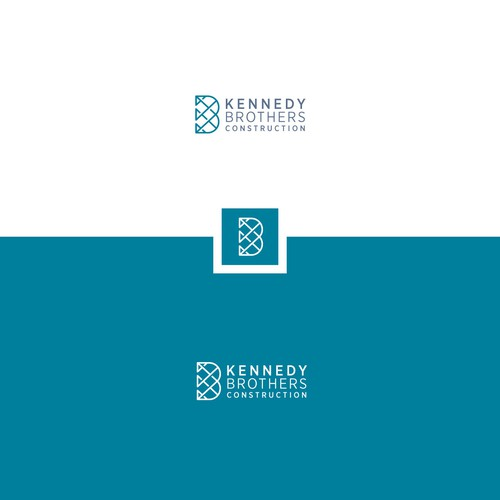 B letter concept logo