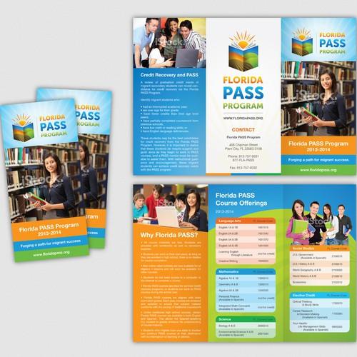 Create a Brochure for Florida PASS