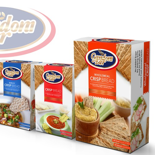 Crisp bread Packaging