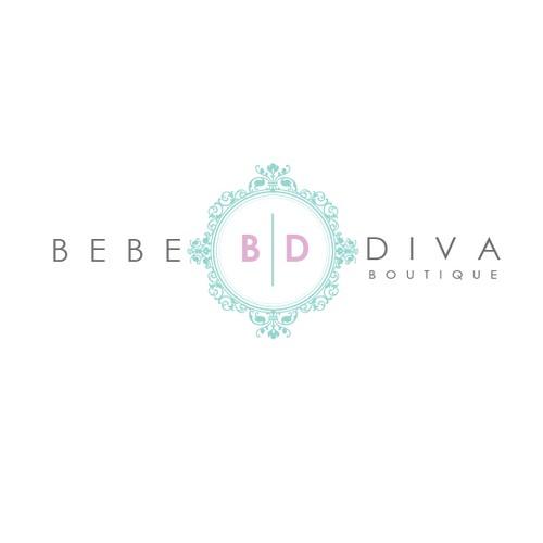 logo for Bebe Diva