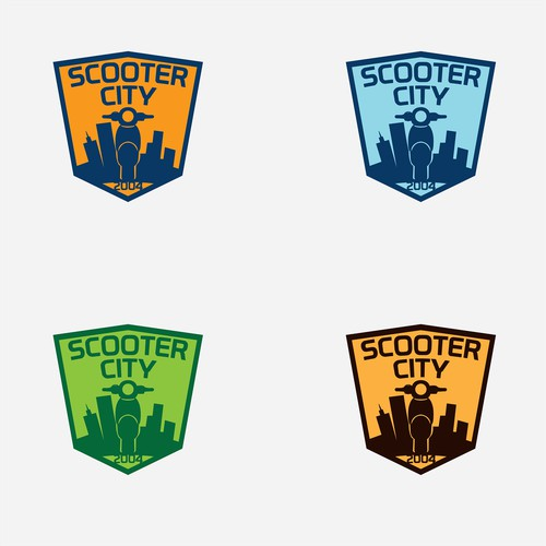 Create A New Logo For ScooterCity.co.uk