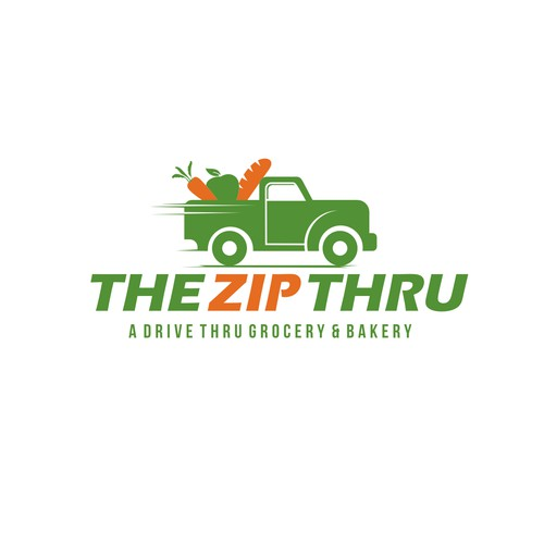the zip thru