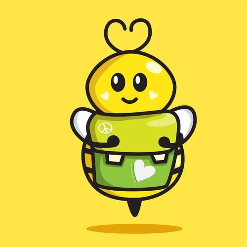 Concept mascot and logo