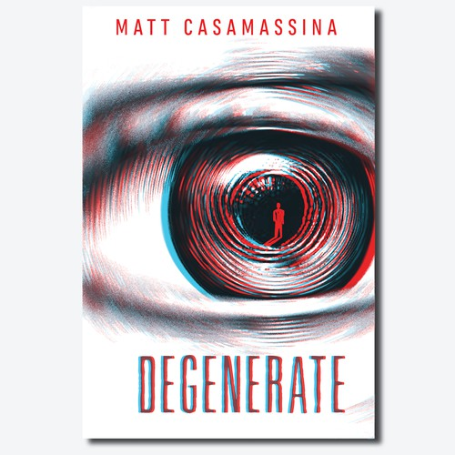 Degenerate Book Cover