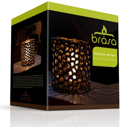 REVISED BRIEF - Help Brasa Fire with sexy, high end packaging for a cool new product!