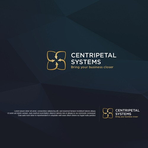 Centripetal Systems logo