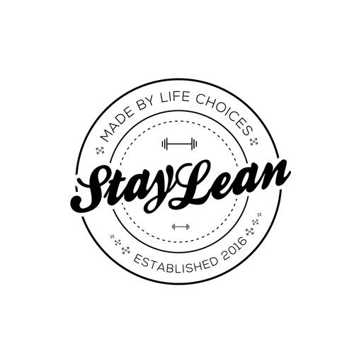 Vintage Logo Design for StayLean