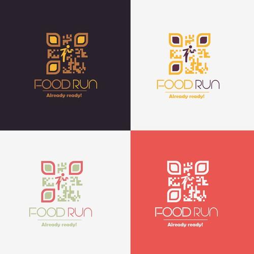 Logo Concept for Food Run